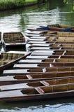 Coups de volée dans la came de rivière Images libres de droits