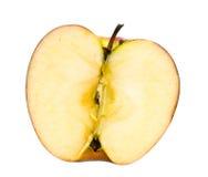 coupure de pomme Photographie stock libre de droits