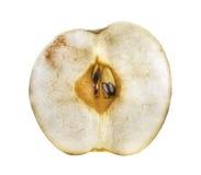 coupure de pomme Photo stock