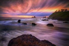 Coupure Pacifique de jour Image libre de droits