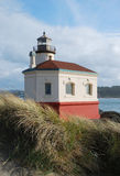 Couquille Lighthouse Stock Photos