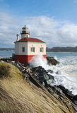 Couquille Lighthouse Stock Photography