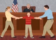 Cour Photos libres de droits