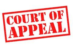 Cour d'appel illustration libre de droits