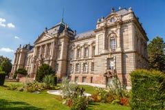 Cour D'appel w Colmar Zdjęcie Royalty Free
