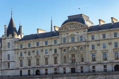 Cour de Cassation a Parigi fotografia stock