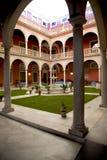 Cour de Cityhall Photo stock