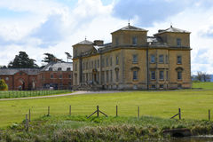 Cour de Croome, Croome D'Abitot, Worcestershire, Angleterre Photos stock