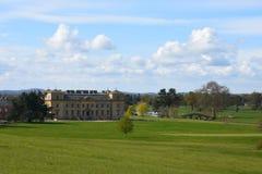 Cour de Croome, Croome D'Abitot, Worcestershire, Angleterre Photos libres de droits