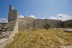 Cour de forteresse de St.Michael Photo libre de droits