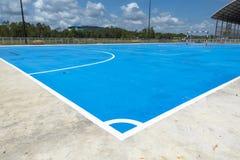 Cour de Futsal Image stock