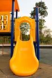 Cour de jeu colorée pour des enfants Photo libre de droits