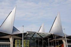 Cour de Justice Anvers Photographie stock