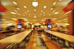 Cour de nourriture Photographie stock