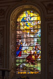 COUR DE WITLEY, GRAND WITLEY/WORCESTERSHIRE - 10 AVRIL : St Michae Image stock