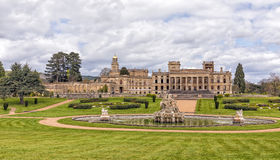Cour de Witley, Worcestershire, Angleterre Image stock