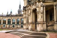 Cour de Zwinger Image libre de droits