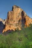 Cour des patriarches, Zion Image stock