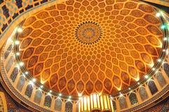 Cour Dome2 d'Ibn Battuta Perse Image libre de droits