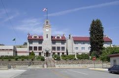 Cour du comté d'Okanogan Images libres de droits