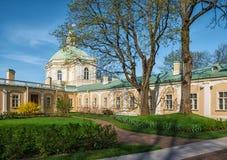 Cour du palais Photos libres de droits