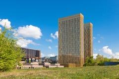 Cour Européenne de justice Images stock