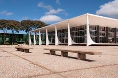 Cour fédérale suprême du Brésil Images libres de droits