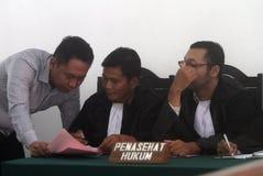 Cour législative de candidat Image libre de droits