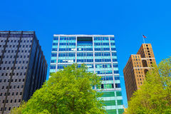Cour métropolitaine de bâtiment et de famille de Philadelphie Images stock