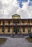 Cour 1904 planétaire au parc d'état historique de Koreshan photo libre de droits
