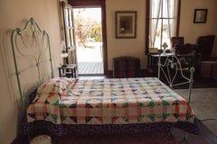 1904 cour planétaire, Berthaldine Sterling Boomer Room au parc d'état historique de Koreshan photos stock