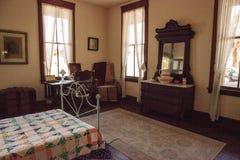 1904 cour planétaire, Berthaldine Sterling Boomer Room au parc d'état historique de Koreshan images libres de droits