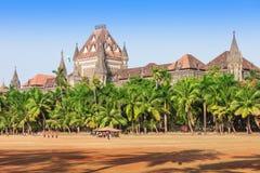 Cour Suprême de Bombay Image libre de droits