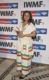 courage de base du media des 27èmes femmes internationales annuelles dans des récompenses de journalisme Images libres de droits