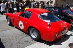 Courant alternatif 1957 As-Bristol Zagato Photos stock
