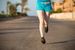 Courant dans la rue, plan rapproché Image stock