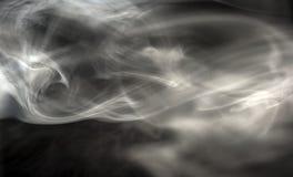 Courant de fumée Photos libres de droits