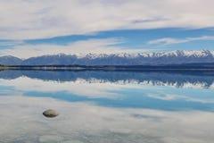 Courant folklorique, Nouvelle Zélande Image stock