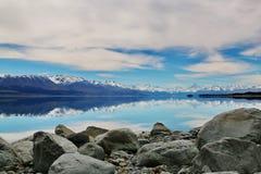 Courant folklorique, Nouvelle Zélande Images stock