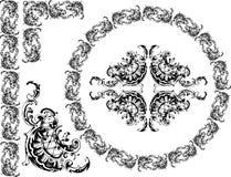 Courbes Clipart illustration de vecteur