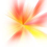 Courbes de couleur Photographie stock libre de droits