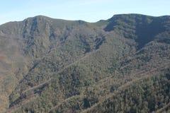 Courel góry Zdjęcie Stock