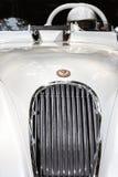 Coureur 1949 de vintage de Jaguar Photos stock