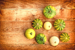 Courge, courge, potiron Image stock