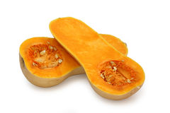 Courge de Butternut photo stock