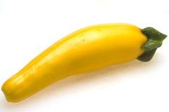 Courge jaune photographie stock