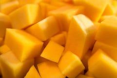 Courge ou mangue de Butternut Image stock