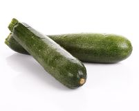 Courgette Stock Photo