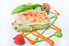 Courgette de Parmigiana photos stock