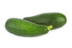 Courgette do abobrinha Foto de Stock Royalty Free